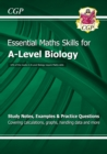 A-Level Biology: Essential Maths Skills - Book