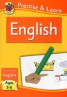 New Practise & Learn: English for Ages 5-6 - Book