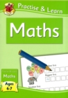 New Practise & Learn: Maths for Ages 6-7 - Book