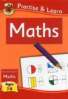New Practise & Learn: Maths for Ages 7-8 - Book