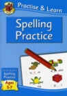 New Practise & Learn: Spelling for Ages 5-7 - Book