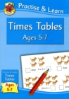 New Practise & Learn: Times Tables for Ages 5-7 - Book