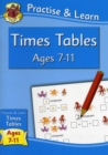 New Practise & Learn: Times Tables for Ages 7-11 - Book