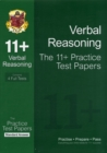 11+ Verbal Reasoning Practice Papers: Standard Answers (for GL & Other Test Providers) - Book