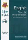 111+ English Practice Book with Assessment Tests Ages 9-10 (for Gl & Other Test Providers) - Book
