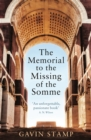 The Memorial to the Missing of the Somme - eBook