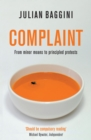 Complaint : From Minor Moans to Principled Protests - eBook