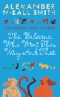 The Baboons Who Went This Way And That: Folktales From Africa : Folktales From Africa - eBook