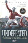 Undefeated - The Story of the 1974 Lions - Book