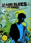 Play-Along Blues With A Live Band : Alto Sax (Book And CD) - Book