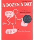 A Dozen A Day : Book Three - Transitional Edition (Book And CD) - Book