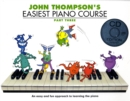 John Thompson's Easiest Piano Course : Part Three (Book And Audio) - Book