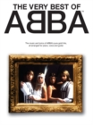 The Very Best of Abba - Book