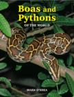Boas and Pythons of the World - Book