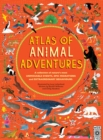 Atlas of Animal Adventures - Book