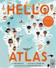 The Hello Atlas : Download the free app to hear more than 100 different languages - Book