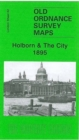Holborn & The City, 1895 : London Sheet 62.2 - Book