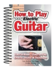 How to Play Electric Guitar - Book