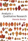 Analysis in Qualitative Research - Book