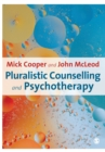Pluralistic Counselling and Psychotherapy - Book