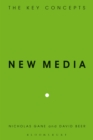 New Media : The Key Concepts - eBook
