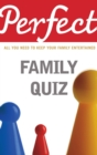 Perfect Family Quiz - Book