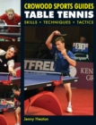 Table Tennis : Skills, Techniques, Tactics - Book