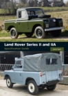 Land Rover Series II and IIA Specification Guide - Book
