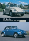 VW Beetle Specification Guide 1968-1980 - Book