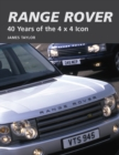 Range Rover : 40 Years of the 4x4 icon - Book