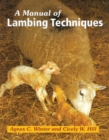 Manual of Lambing Techniques - eBook