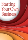 Starting Your Own Business 6th Edition : How to Plan and Build Your Own Successful Enterprise: Checklists, Tips, Case Studies and Online Coverage - eBook