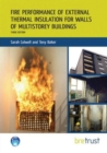 Fire Performance of External Thermal Insulation for Walls of Multistorey Buildings - Book