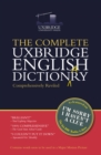 The Complete Uxbridge English Dictionary : I'm Sorry I Haven't a Clue - Book