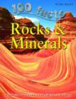 100 Facts - Rocks & Minerals - Book