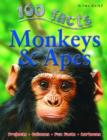 100 Facts - Monkeys & Apes - Book