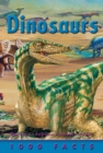 1000 Facts Dinosaurs - eBook