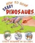 How to Draw Scary Dinosaurs - eBook