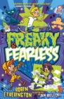 Freaky and Fearless: How to Tell a Tall Tale - Book