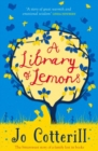A Library of Lemons - Book