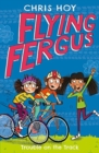Flying Fergus 8: Trouble on the Track - Book
