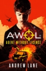 AWOL 1 Agent Without Licence - Book