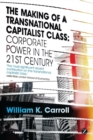 The making of a transnational capitalist class - Book