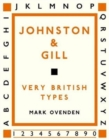 Johnston and Gill : Very British Types - Book