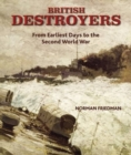British Destroyers 1870-1935 - Book