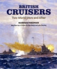 British Cruisers: Two World Wars and After - Book