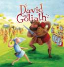 David and Goliath (My First Bible Stories) - Book