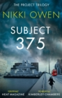 Subject 375 - Book