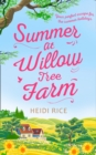 Summer At Willow Tree Farm - Book