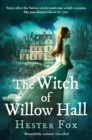 The Witch Of Willow Hall - Book